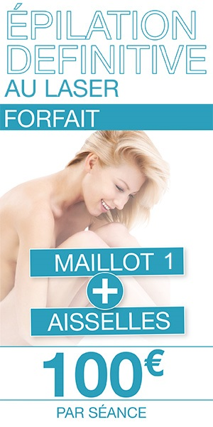 epilation laser definitive au laser au bizet